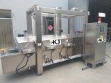Pétrole complètement automatique faisant frire la machine pour des pommes chips