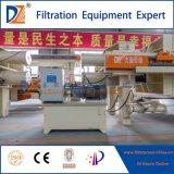 Nueva prensa 2017 de filtro de membrana de China para el tratamiento de aguas residuales 1500 series