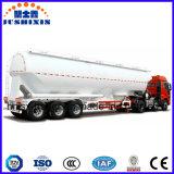 Ccc-ISO genehmigte das 3 Mittellinien-vertikales Mehl/Kleber/Korn materiellen Transporator Tanker-halb Schlussteil