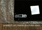 Rectángulo ligero puesto a contraluz publicitario magnético delgado de la visualización de interior cristalina del RGB de la película del LED