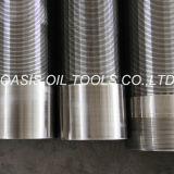 2017 Nuevo Diámetro tubo del filtro y cable de la cuña de pantallas/Johnson Screens
