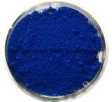 Pigmento de óxido de hierro de color azul para la construcción