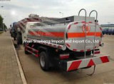 Tipo litro di Dongfeng 120HP 4X2 del modello 6000-8000 della petroliera