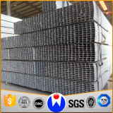 ERW galvanisierte Ausglühen geschweißtes quadratisches rechteckiges Stahlrohr (T-02)