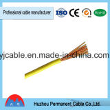 2017 RV Cable Flexible de cobre trenzado finos alambres y cables de PVC