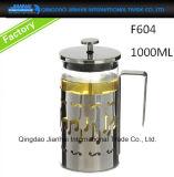 De duidelijke Waterkruik van het Koffiezetapparaat van de Theepot van het Glas In de Prijs van de Fabriek