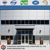 Prefabricated 가벼운 강철 프레임 사무실 건물