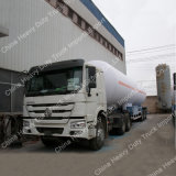 Three Fuwa / BPW Axles 50000L LPG Gas Tank Semi-Trailer