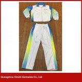 Costume de sport en polyester personnalisé pour femme (T118)