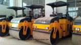 De mechanische Hydraulische TrillingsWegwalsen van de Aandrijving 6000kg Yzc6