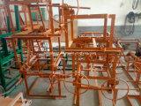 De draagbare Kleine Vouwbare Installatie van de Boring van de Put van het Water van de Motor van de Benzine voor het Gebruik van de Familie