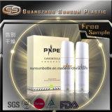 kosmetische Sorgfalt-Plastikhaustier-Flasche der Haut-120ml mit Schutzkappe