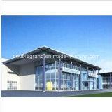 Vorfabriziertes Commerical Stahlsystem-Gebäude