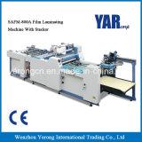Beste vollautomatische Papierlaminiermaschine des Preis-Safm-800A mit Cer