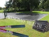 coperchio al suolo bianco nero di 3m X150m per Agricutural