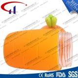 bottiglia di acqua di vetro di figura della carota 340ml (CHB8023)
