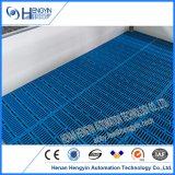 Stecca di plastica del sistema della pavimentazione della strumentazione di azienda agricola del maiale per il maiale/capra/il pollame