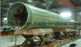 Tubo del enrollamiento GRP FRP del filamento