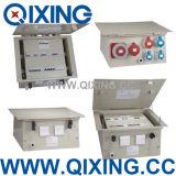IEC 표준 휴대용 주황색 소켓 상자 (QCXY)