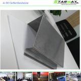 Personnaliser la fabrication balayée de tôle d'acier inoxydable