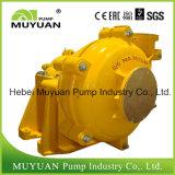 Pompe centrifuge de boue de traitement minéral de produit de queue de courant de fond lourd d'épaississant