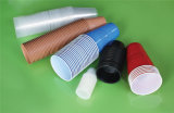 Automatisches Cup-kräuselnmaschine für Arten der Materialien