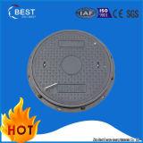 D400 En124 SMC 합성 배수장치 둥근 맨홀 뚜껑
