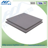 Placa à prova de fogo do cimento da fibra da densidade da alta qualidade barata do preço no estoque