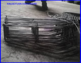 Сетка заварки Wiggle конструкции металла зигзага