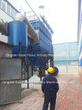 Polvere che raccoglie strumentazione nel processo della sabbia; Dispositivo di rimozione della polvere del sacchetto nel metodo del pezzo fuso System/V della mpe