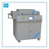 Zonen-Drehgefäß-Ofen des Quarz-1200c des Gefäß-drei für Li-Ionbatterie-Kathoden-Materialien