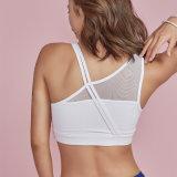 Vêtements de fitness personnalisés Logol privé les femmes Yoga Soutien-gorge push up