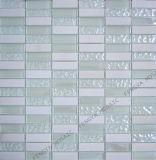 モザイクタイル(電子メッキ)、ガラス混合ストーンタイル、輝くモザイクタイル( 148FS02 )