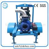 Reboque montado Water Cooler Diesel Engine Drenagem Water Pump