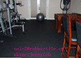 Резиновый плитки, резиновый циновка спортивной площадки, циновка гимнастики, резиновый настил гимнастики