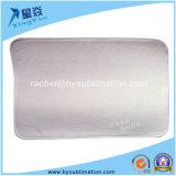 By-FM-01 Flannel + Ruber Blend Sublimación Flannel Floor Mat (En blanco)