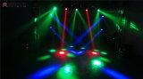 Этап светлый DJ производит эффект головка лепестка радиолуча 4*25W RGBW 4in1 СИД Moving