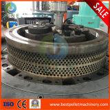 Moinho da pelota da biomassa/madeira/serragem/palha com sistema de lubrificação automático para a venda