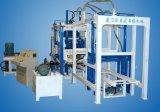 機械(QT10-15)を作る油圧ブロック