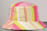 Stampa Reversible Floppy Fisherman Hat per Women