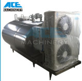 Бак 200~1000liter санитарного парного молока охлаждая (ACE-ZNLG-T4)