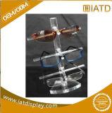 Magasin de l'anneau de polystyrène de lunettes en acrylique pour chaussure d'affichage