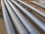 Fabricant OEM sur le fil de filtre en coin tube de filtre d'eau/filtre bien entouré de fils