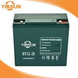 batterie 12V20ah solaire pour le système d'alimentation solaire portatif