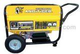 OEM 1.5kVA di offerta della fabbrica al generatore della benzina 6.5kVA (con le maniglie e le rotelle)