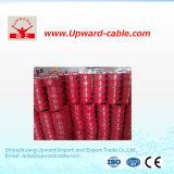 PVC UL1015 строя гибкую кабельную проводку меди электричества