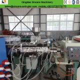 Maquinaria plástica da extrusora da tubulação do duto de cabo do núcleo do silicone do HDPE do PE