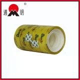 Bande environnementale d'emballage de l'adhésif BOPP