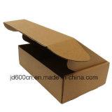 Caja de envío/caja de papel corrugado/cuadro de la entrega de bajo precio
