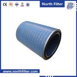 Фильтр патрона воздуха древесины бумажный с ячеистой сетью Gi